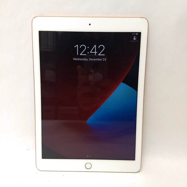 Apple iPad 6th 32GB WIFI Only No Charger MRJN2LL/A A1893