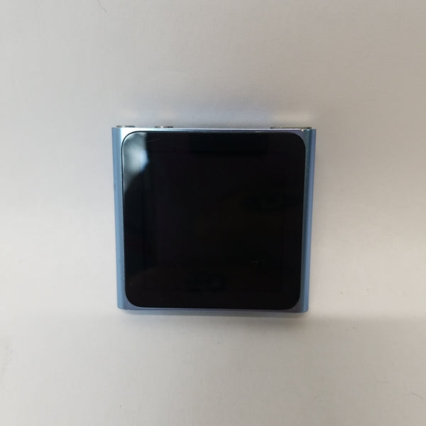 Apple iPod Nano 6th Gen Blue 8GB A1366