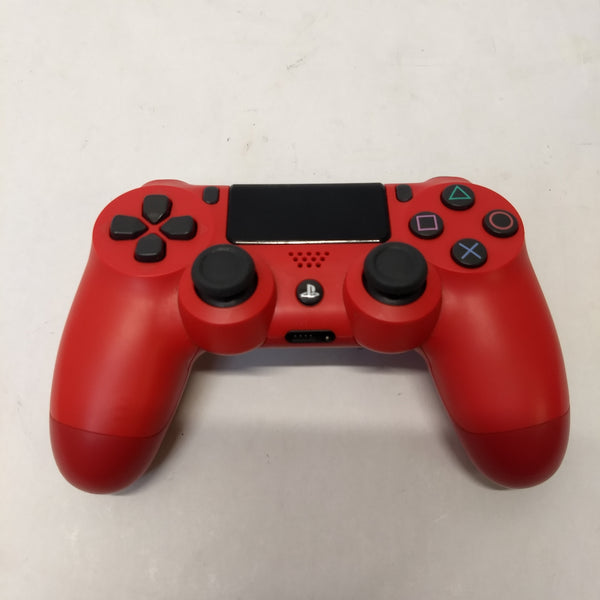 Official PlayStation 4 Wireless Controller Red CUH-ZCT2U