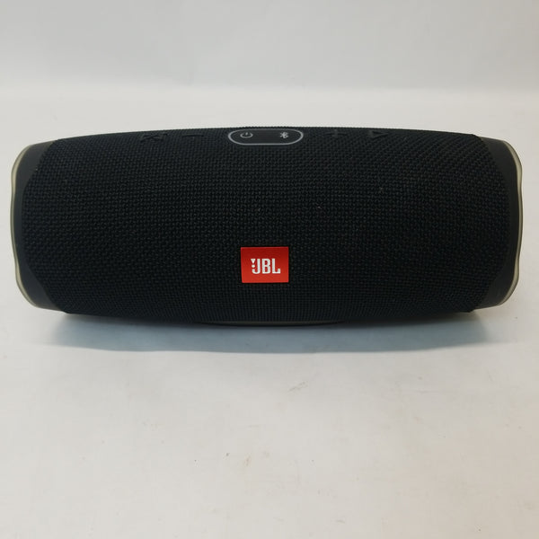 JBL Charge 4 Portable Bluetooth Speaker Black