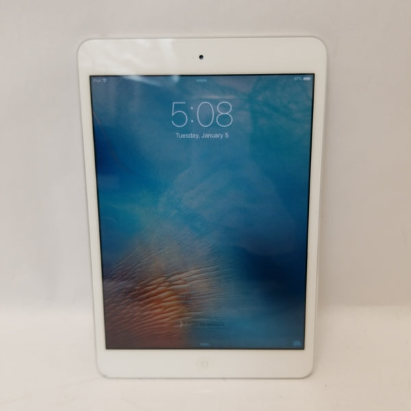 Apple iPad Mini 1 64GB Wifi Only Silver A1432 MD533LL/A