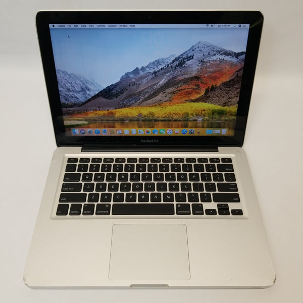 "Apple Macbook Pro 13"" 2.6 Ghz 2010 320GB SSD 4GB RAM Celeron Laptop"