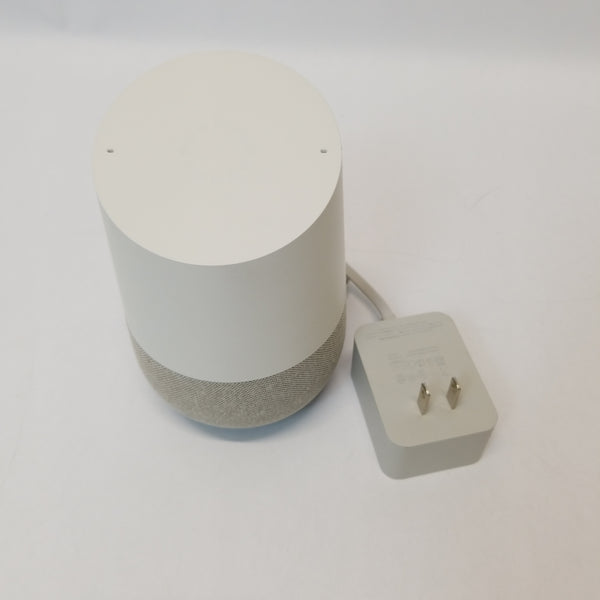 Google Home Smart Speaker with Google Assistant White/Slate