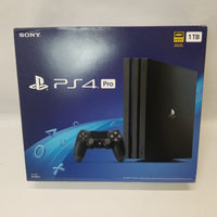 New PlayStation 4 Pro 1TB Console CUH-7215B w/ Controller Bundle