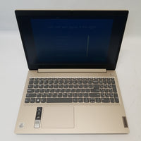 "Lenovo Ideapad 3 15IIL05 1.2 Ghz 128GB SSD 15"" 4GB RAM Core i3 Laptop Beige"