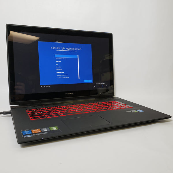 LENOVO Y70 TOUCH 17"