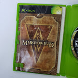ELDER SCROLLS III: MORROWIND GAME OF THE YEAR EDITION (MICROSOFT XBOX, 2003)