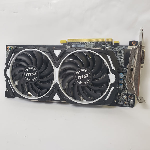 MSI RADEON RX 580 ARMOR 4GB OC GRAPHICS CARD