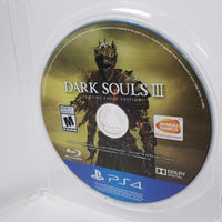 DARK SOULS III 3 THE FIRE FADES EDITION (SONY PLAYSTATION, 2017) DISC ONLY!