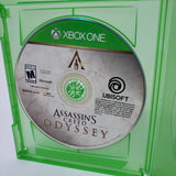 ASSASSIN'S CREE ODYSSEY (MICROSOFT XBOX ONE, 2018) DISC ONLY!