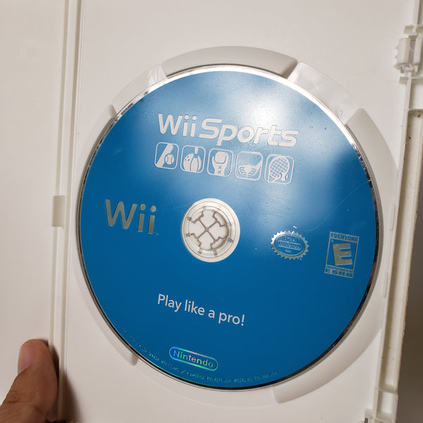 WII SPORTS (NINTENDO WII, 2006) GAME DISC ONLY