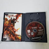 DIRGE OF CERBERUS: FINAL FANTASY VII 7 (SONY PLAYSTATION 2, PS2 2006) - COMPLETE!