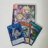 WITH CARDS! YU-GI-OH LEGACY OF THE DUELIST LINK EVOLUTION (NINTENDO SWITCH, 2019)