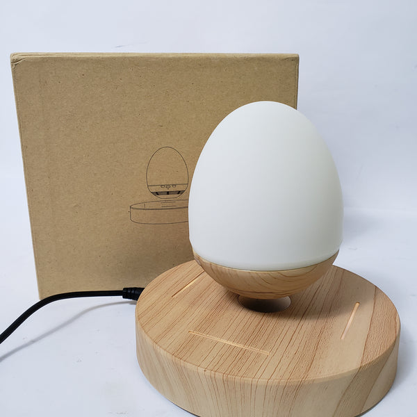 MOXO S1 LEVITATING SPEAKER W/ WOOD FINISH!