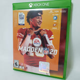 MADDEN NFL 20 - STANDARD EDITION (XBOX ONE, 2019)