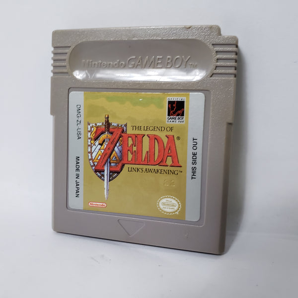 THE LEGEND OF ZELDA LINKS AWAKENING NINTENDO GAME BOY CARTRIDGE