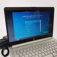 HP 14-DK1022WM LAPTOP 14"