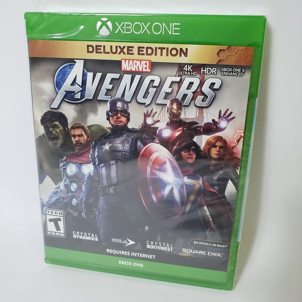 MARVEL AVENGERS DELUXE EDITION XBOX ONE