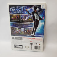 Michael Jackson The Experience (Nintendo Wii, 2010) Complete