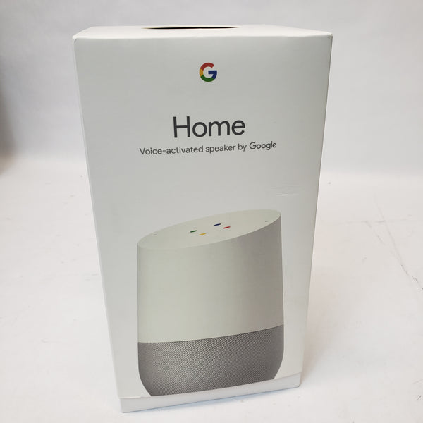 (Open Box) Google Home Smart Speaker w/ Assistant GA3A00417A14