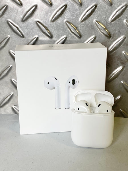 Apple Airpods 2nd Gen In Box - MV7N2AM/A