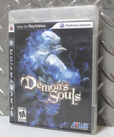 COMPLETE! DEMON'S SOULS (SONY PLAYSTATION 3, 2009) BLACK LABEL