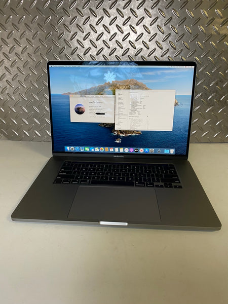 2019 Apple MacBook Pro w/ TouchBar & Apple Care