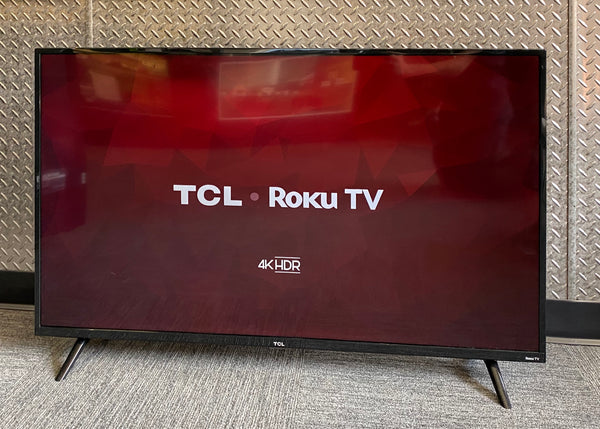 "TCL 55"" Smart 4K UHD Roku TV"