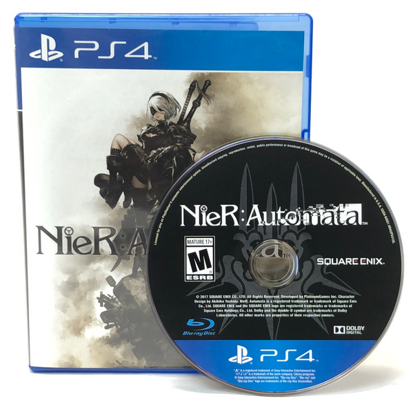 Neir: Automata (PlayStation 4, 2017)