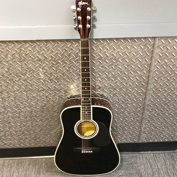 Missing High E String! Esteban Electric-Acoustic Guitar AL-100 American Legacy