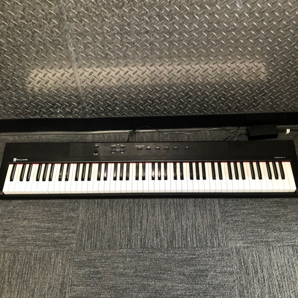 Williams Legato III 88-Key Digital Piano Black 88 Key LN