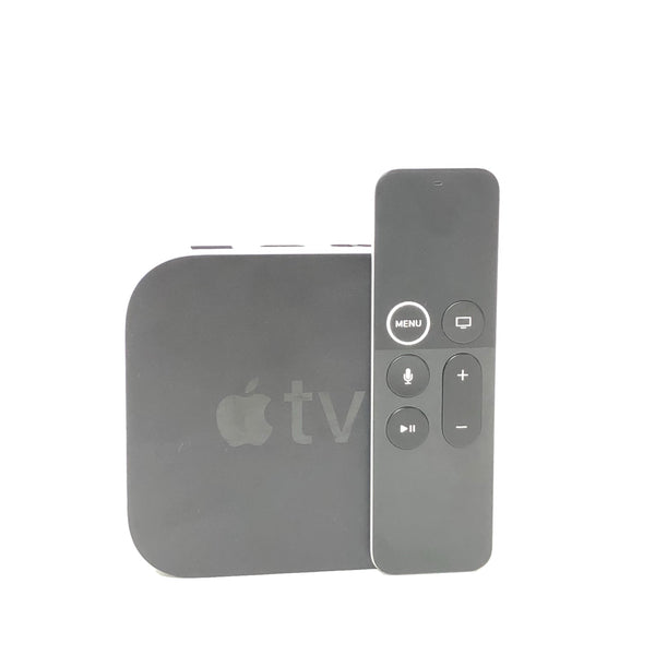 Apple TV 4th Generation 4K 32GB w/ Remote & Power Cable - A1842 MQD22L/A