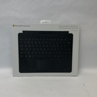 New Open Box!! Microsoft Surface Pro X Signature Keyboard with Slim Pen