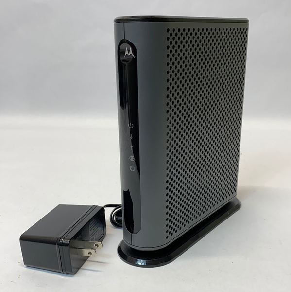Motorola MB7621 Cable Modem Speed 1000 Mbps