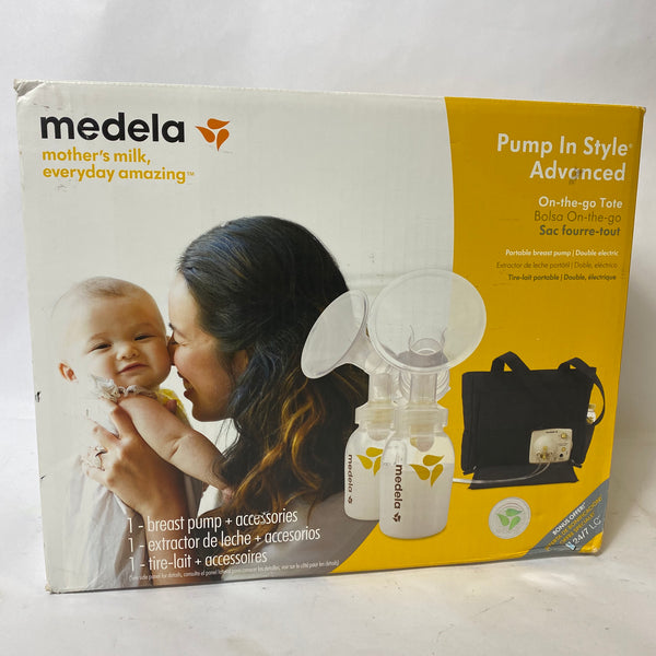 BRAND NEW!! Medela Pump in Style Advanced Breast Pump - SEALED In Box