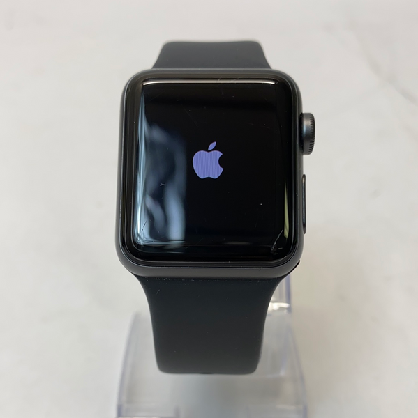 Bluetooth Apple Series 3 38mm Space Gray Aluminum A1858