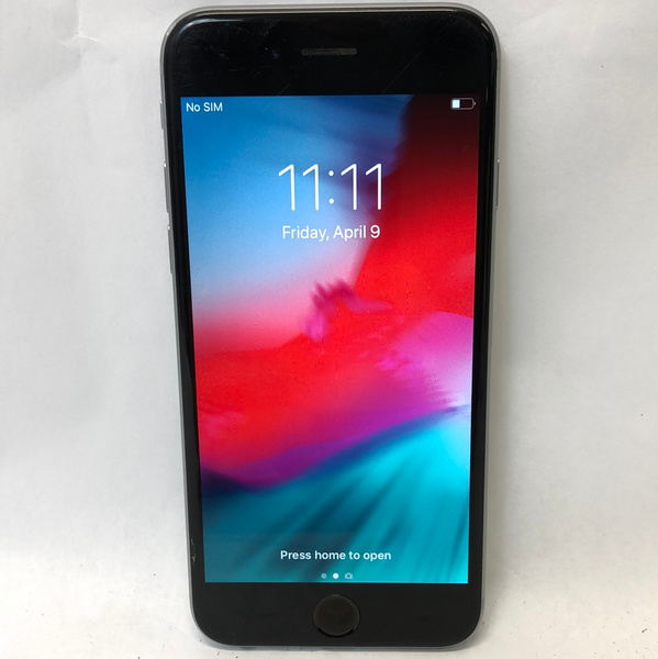 Unlocked Apple iPhone 6 64GB Space Gray A1549 MG632LL/A