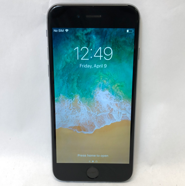 Unlocked Apple iPhone 6 64GB Space Gray A1549 MG5W2LL/A