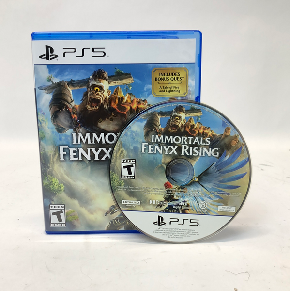 Immortals Fenyx Rising (Sony PlayStation 5, 2020)