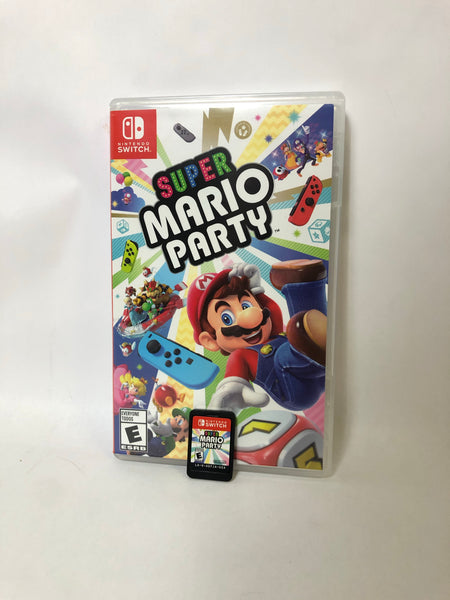 Super Mario Party (Nintendo Switch, 2018)