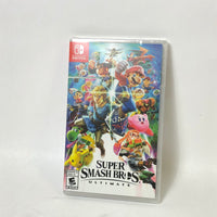 BRAND NEW! Super Smash Bros Ultimate (Nintendo Switch, 2017)