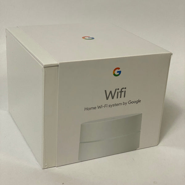 BRAND NEW!! GOOGLE DUAL-BAND MESH AC1200 WIFI ROUTER AC-1304 GA00157-US SEALED