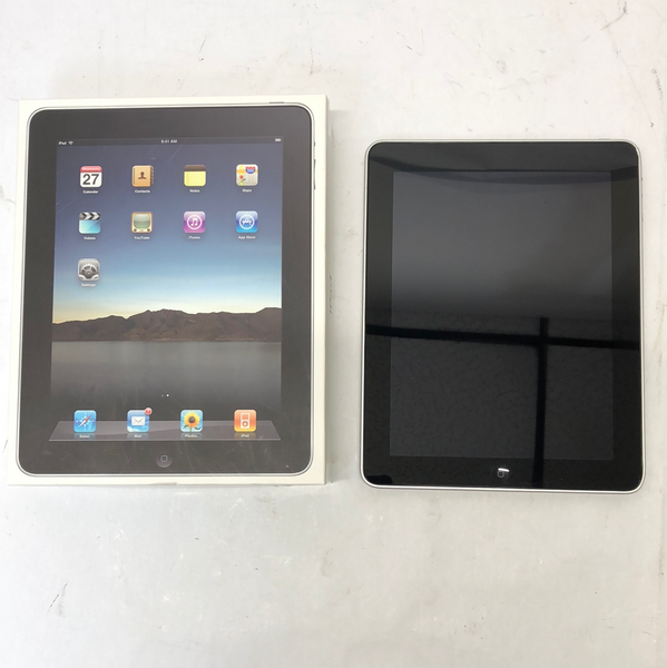 "Wifi Only 1st Gen Apple iPad 32GB WiFi 9.7"" Silver A1219 MB293LL/A"