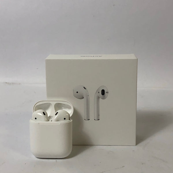 Apple Airpods 2nd Generation With Charging Case MV7N2AM/A