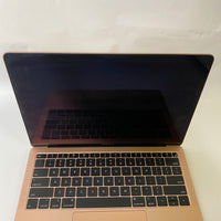 2019 Apple MacBook Air - 128GB SSD - 8GB RAM - 1.6GHz i5 - Gold