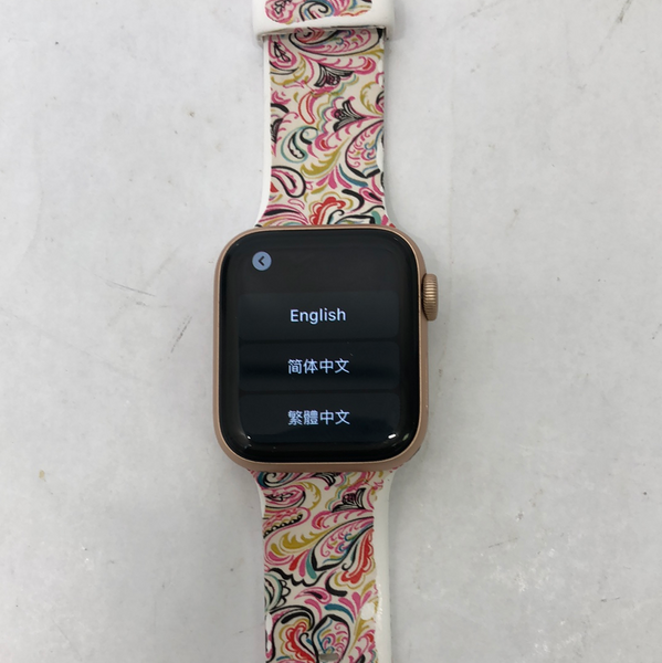 Apple Series 5 40mm Bluetooth + Cellular Rose Gold