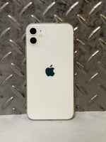 Unlocked Apple iPhone 11 - 128GB - White - Model A2111 - MWKV2LL/A