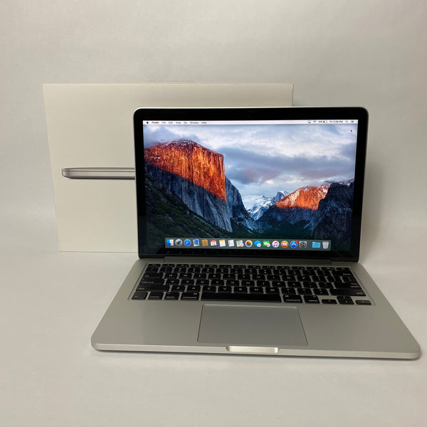 "2015 Apple Macbook Pro 13"" - 128GB SSD - 8GB RAM - 2.7GHz i5 - Complete in Box"