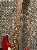 Jay Turser JT-30 Children's 3/4 Right Handed Electric Guitar - Red
