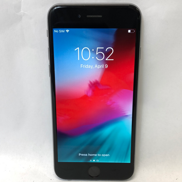 Unlocked Apple iPhone 6 128GB Space Gray A1549 MG602LL/A